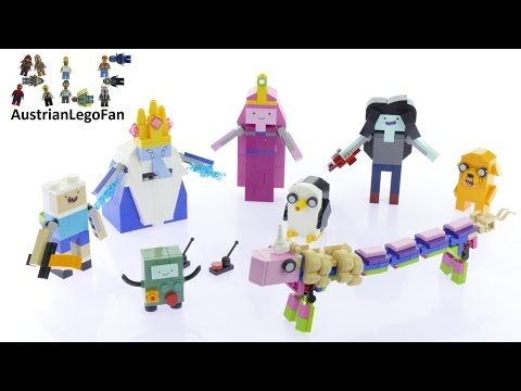 Vidéo LEGO Ideas 21308 : Adventure Time