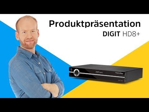 DIGIT HD8+ | Produktpräsentation | TechniSat