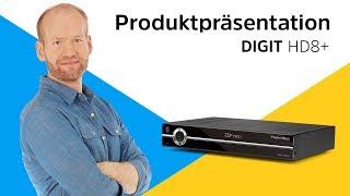 DIGIT HD8+   Produktpräsentation   TechniSat
