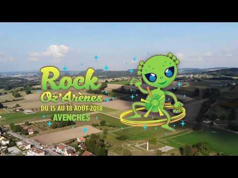 Aftermovie Rock Oz'Arènes 2018