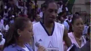 Snoop Dogg Basketball Game