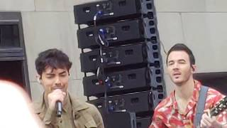 Free Jonas Brothers Concert On The Today Show 6719