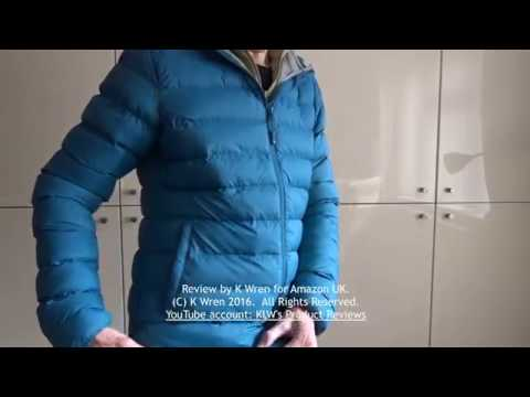 Review of Mountain Warehouse 'Seasons' jacket