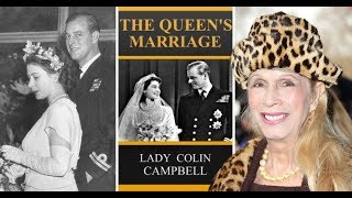 Lady Colin Campbell age, children, husband and what her book The Queen's Marriage is all