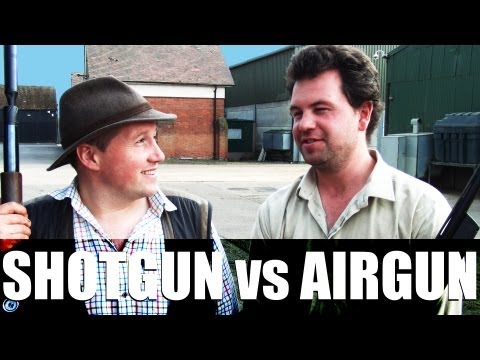 Fieldsports Britain – Airguns vs shotguns on pigeons + big-bore air rifle, episode 145