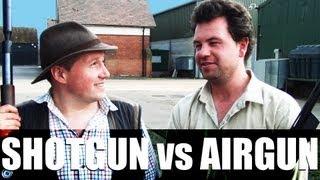 Fieldsports Britain : Airguns vs shotguns on pigeons + big-bore air rifle (episode 145)