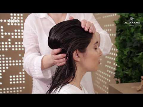 Olej rybny traktowania włosów