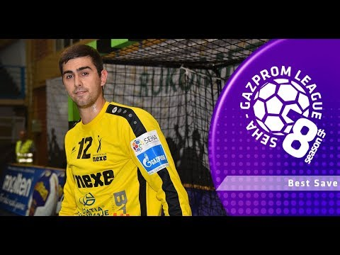 Best save: Moreno Car (Nexe vs Izvidjac)