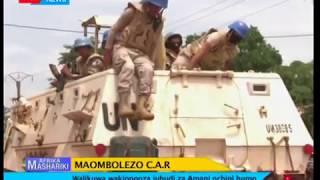 Afrika Mashariki:Mkutano wa kukabiliana na mabomu ya kujiundia nchini Somalia