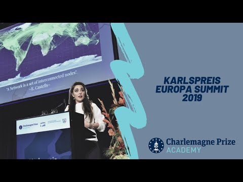 Karlspreis Europa Summit 2019