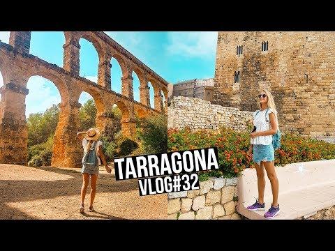 Таррагона, Испания 2 🇪🇸 ГДЕ ПОЕСТЬ? ЧТО ПОСМОТРЕТЬ? VLOG#32 #SACVOYAGE