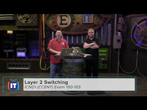 ICND1 Layer 2 Switching HD - Cisco ICND1 (CCNA) Exam 100-105 ...
