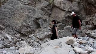 Samaria gorge, Smariakloof, Φαράγγι Σαμαριάς - Walk it off by Angus & Julia Stone