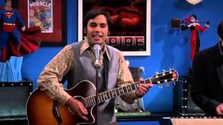 Raj & Howard - Thor and Dr. Jones - The Big Bang Theory (with lyrics sub)