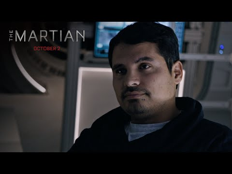 The Martian TV Spot 'Sign Me Up'
