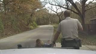 Arkansas traffic-stop shootout caught by dashcam