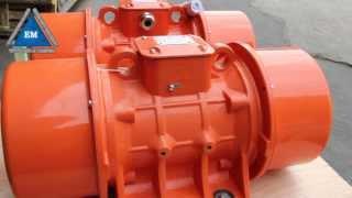 Вибратор Oli MVE 300/15 от компании ПКФ «Электромотор» - видео