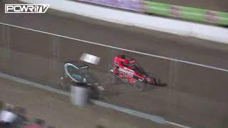 8.7.20 POWRi National Midgets At Federated Auto Part Raceway At I-55 Raceway
