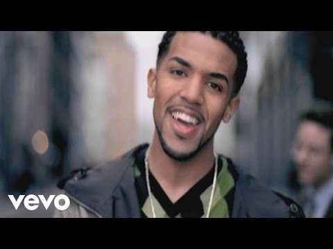 Craig David - Walking Away (Official Video) (видео)