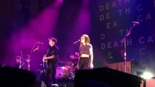 Brothers on a Hotel Bed - Death Cab for Cutie with Lauren Mayberry of CHVRCHES