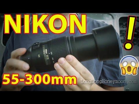 REVIEW: Nikon Nikkor 55-300mm AF-S DX Telephoto Zoom Lens
