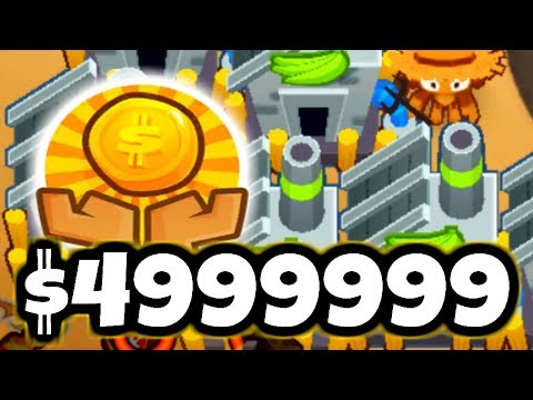This $100,000 Strategy Can Destroy EVERYTHING (Bloons TD 6