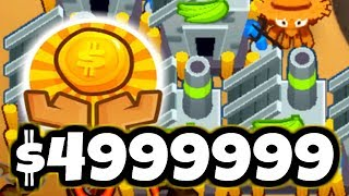 Can You Beat The BFB With Only $6000? (Bloons TD 6) - hmong