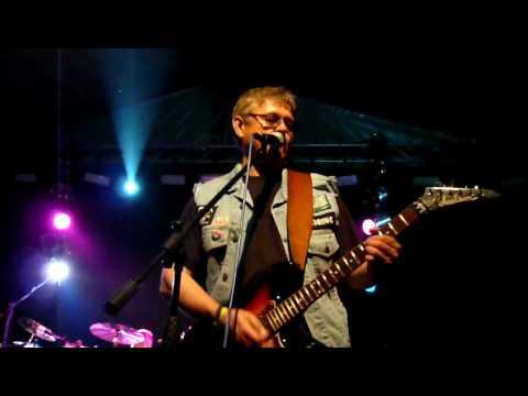 Klaxon Rock - Zruč n.S., Zámekfest, 5.7.2010