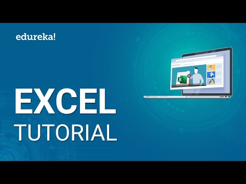 Microsoft Excel Tutorial | Excel Basics for Beginners | Excel Training ...
