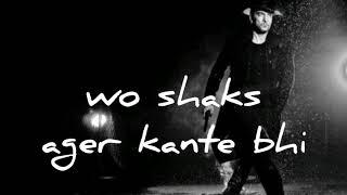 Shaa jae ga poetry status/very sad whatsapp sharayi status/Status video