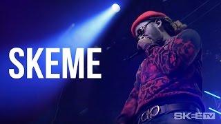 """Skeme """"36 Oz"""" Live On SKEE TV"""
