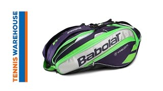 Babolat Pure Strike Wimbledon Racket Holder x 12 video