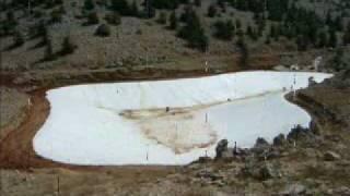 preview picture of video 'Al Shouf Lebanon membrane installation'