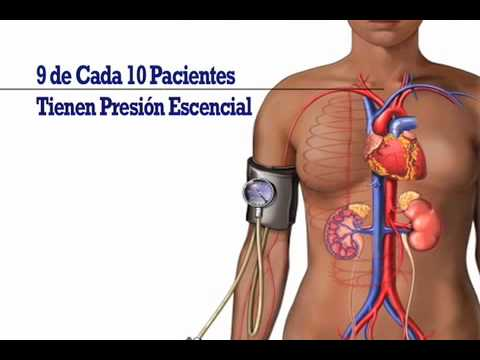 La incidencia de hipertensión