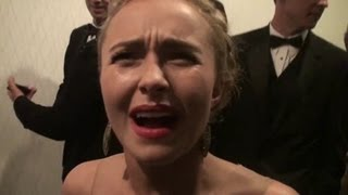 Hayden Panettiere Wows Us With Her Russian - Splash News | Splash News TV | Splash News TV