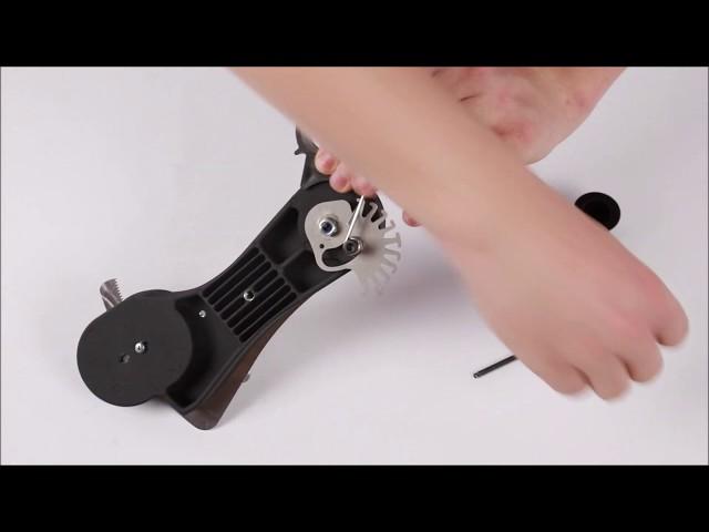 Omegon Finderscope Holder for Mini Track LX2 - 61415