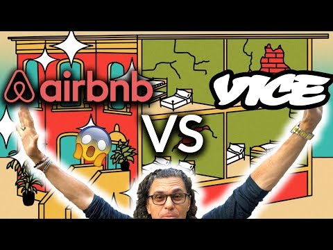 FAKE HOSTS: VICE Uncovered a Nationwide Scam on Airbnb (my thoughts)