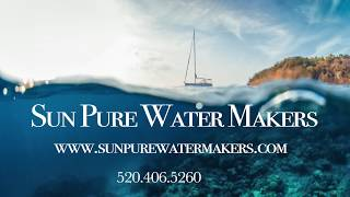 Best Water Maker For A Sailboat, Sun Pure Water Makers