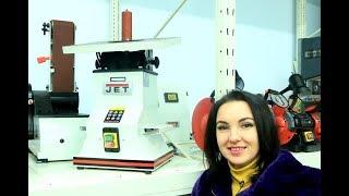 Шлифовальный станок JET JBOS-5 от компании ПКФ «Электромотор» - видео