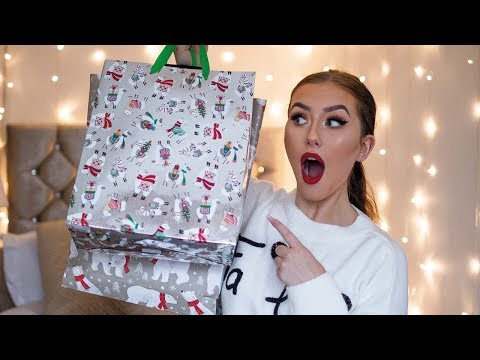 WHAT I GOT FOR CHRISTMAS 2018 🎅| Hannah Renée
