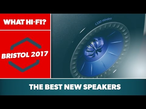 The best new speakers at the Bristol Show 2017