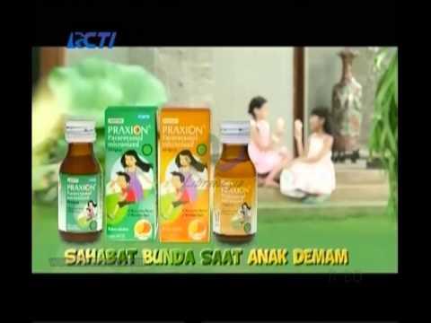 Video Iklan Praxion - Obat Syrup Demam Versi Ersa