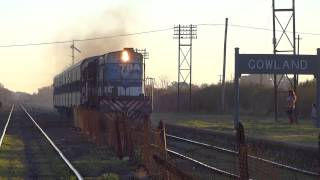 preview picture of video '668 llegando a Gowland (29-06-2014)'