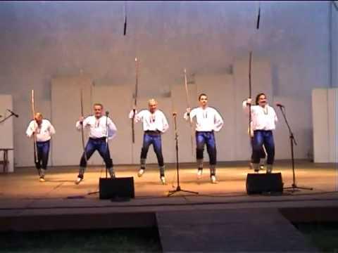 Vonica 80 - Zbojnické strážnice 2010