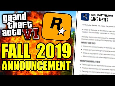 Download Rockstar Games Hiring For Gta 6 New Job Listings Reveal