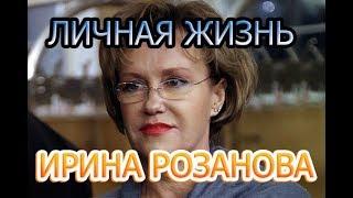 Ирина Розанова - биография, личная жизнь, муж, дети. Актриса сериала Челночницы 2 сезон
