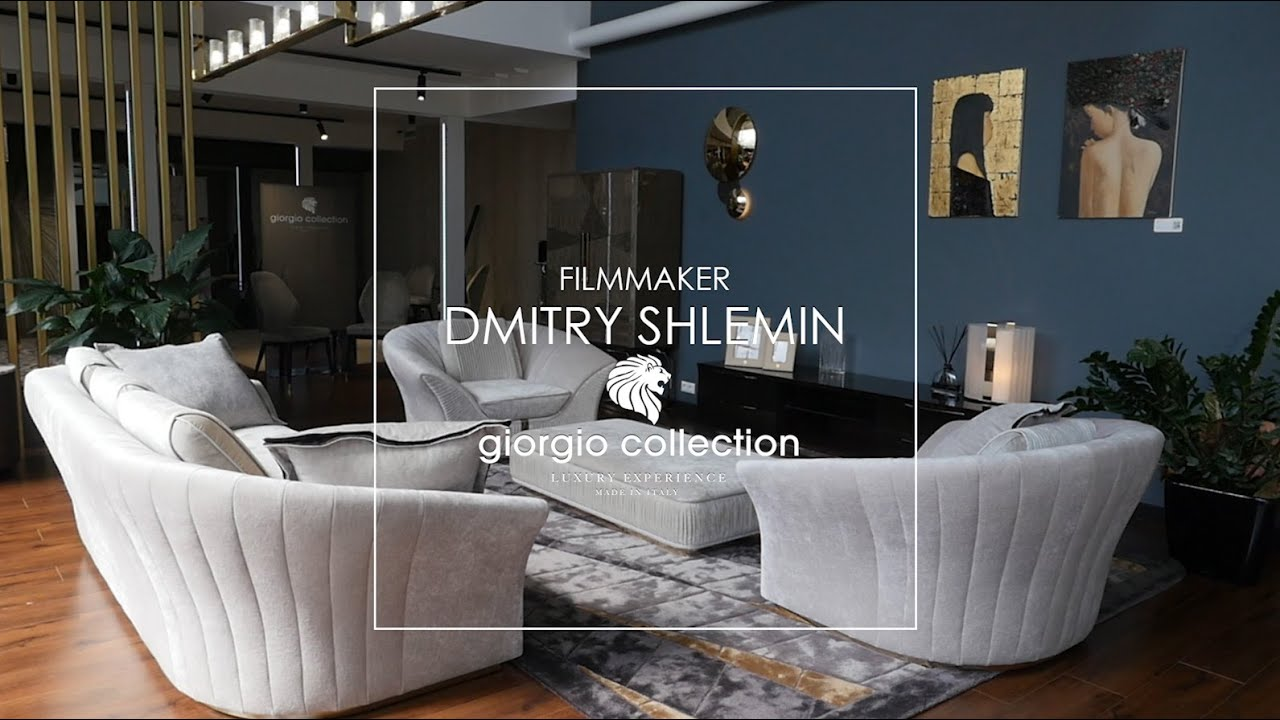 GEORGIO COLLECTION Dmitry Shlemin Filmmaker Дмитрий Шлемин +79261271277