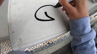Solo Tagging And Bombing Mission Part #18 - Graffiti - Resk 12