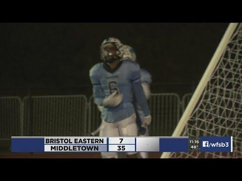 Middletown 35, Bristol Eastern 7
