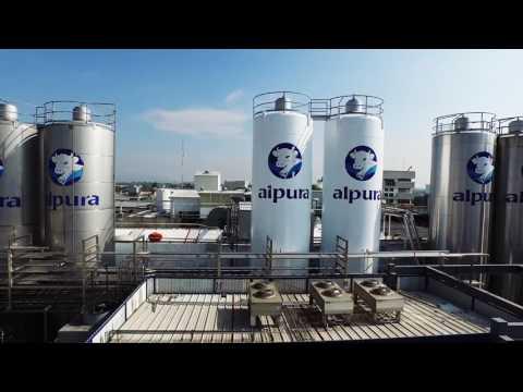 ALPURA industria láctea mexicana